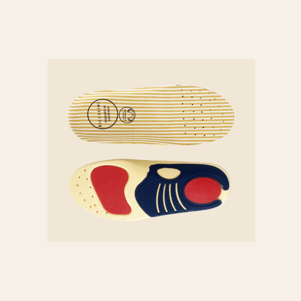 Kids removable insole for sneaker