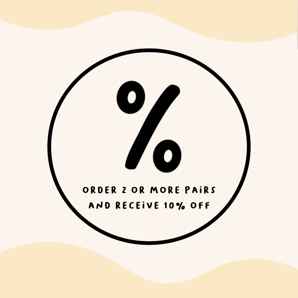 piccolini 10% discount when you purchase 2 or more shoes