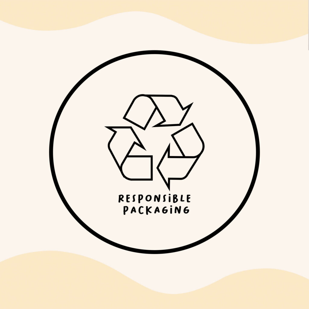 piccolini compostable recyclable packaging